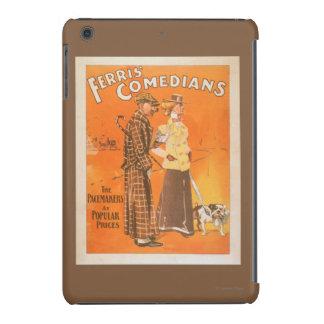 """Cómicos """"marcapasos de Ferris en los precios Carcasa Para iPad Mini"""