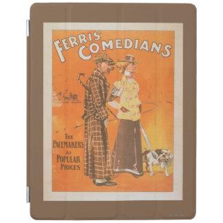 """Cómicos """"marcapasos de Ferris en los precios Cover De iPad"""