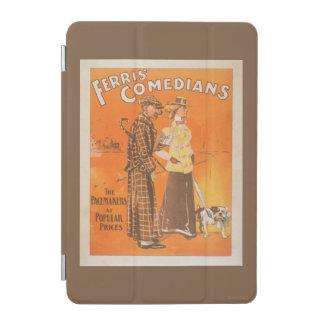"""Cómicos """"marcapasos de Ferris en los precios Cover De iPad Mini"""