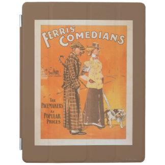 """Cómicos """"marcapasos de Ferris en los precios Cubierta De iPad"""