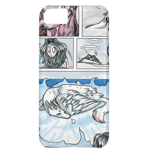 Comics by Emma Haephrati iPhone 5C Case