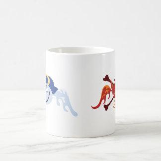 comics evil classic white coffee mug