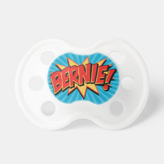 Comics Geeks 4 Bernie Pacifier