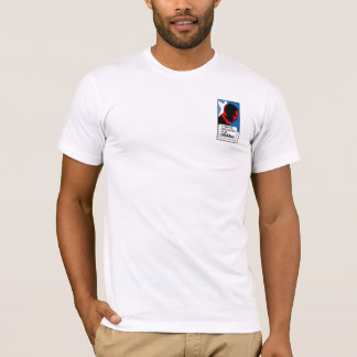 Comics Industry for Obama - Mens w/text T-Shirt