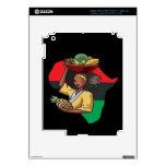 Comida africana iPad 3 skins