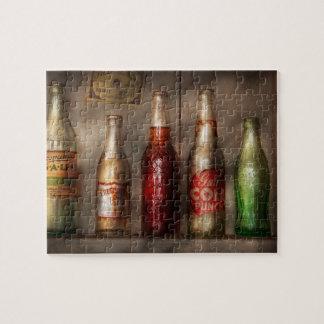 Comida - bebida - soda preferida rompecabezas