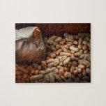 Comida - cacahuetes puzzle con fotos