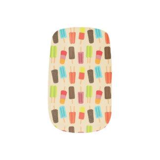 Comida campestre del Popsicle Arte Para Uñas