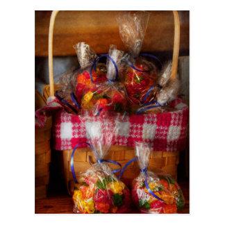 Comida - caramelo - osos gomosos para la venta tarjetas postales