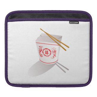 Comida china manga de iPad