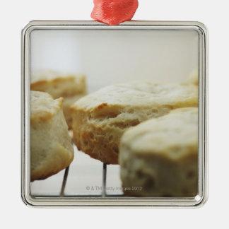 Comida, comida y bebida, galletas, mantequilla, ornamento de reyes magos