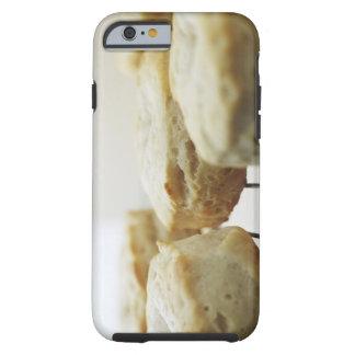 Comida, comida y bebida, galletas, mantequilla, funda de iPhone 6 tough