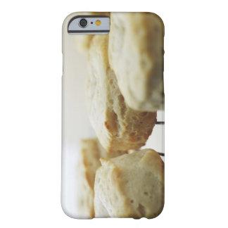 Comida, comida y bebida, galletas, mantequilla, funda de iPhone 6 barely there