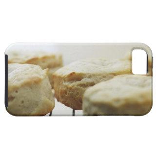 Comida, comida y bebida, galletas, mantequilla, pa iPhone 5 Case-Mate funda
