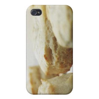 Comida, comida y bebida, galletas, mantequilla, pa iPhone 4 coberturas