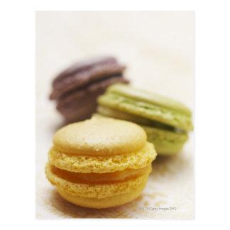 Comida, comida y bebida, postre, galleta, francese tarjetas postales