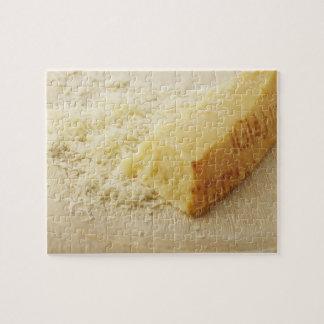 Comida, comida y bebida, queso, parmesano, puzzle