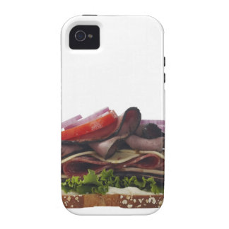 Comida, comida y bebida, trigo, pan, avena, Mayo, Vibe iPhone 4 Carcasa