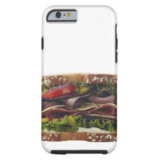 Comida, comida y bebida, trigo, pan, avena, Mayo, Funda De iPhone 6 Tough