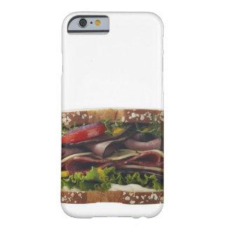 Comida, comida y bebida, trigo, pan, avena, Mayo, Funda De iPhone 6 Barely There