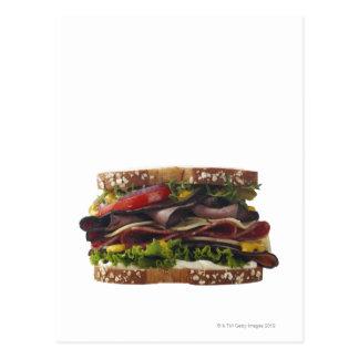 Comida, comida y bebida, trigo, pan, avena, Mayo, Postal