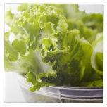 Comida, comida y bebida, verdura, lechuga, teja  ceramica