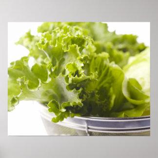 Comida comida y bebida verdura lechuga impresiones