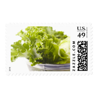 Comida, comida y bebida, verdura, lechuga, sello postal