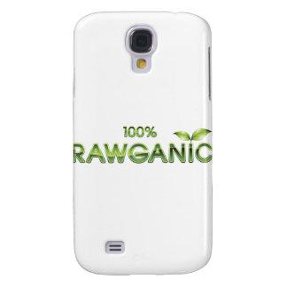 Comida cruda 100% de Rawganic Funda Para Samsung Galaxy S4
