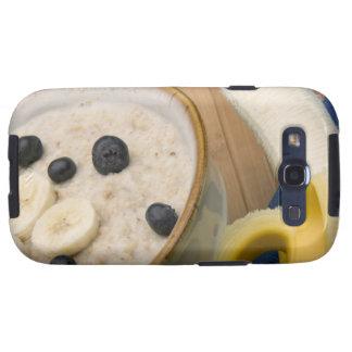 Comida de desayuno samsung galaxy s3 funda