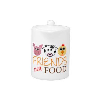Comida de los amigos no