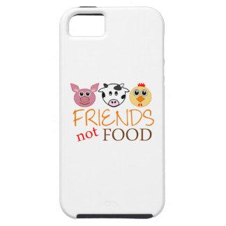 Comida de los amigos no iPhone 5 funda