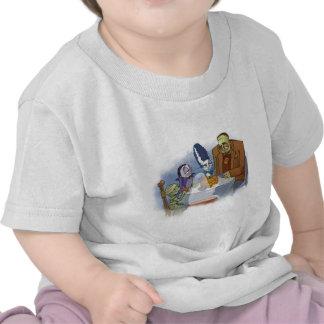 Comida de Moster Camisetas