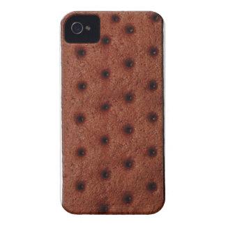 Comida del bocadillo del helado Case-Mate iPhone 4 funda