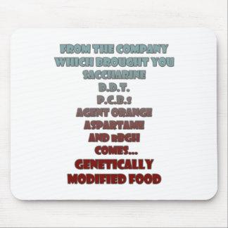 Comida del GM Mouse Pad