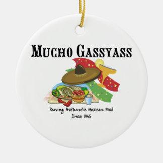 Comida del mexicano de Mucho Gassyass