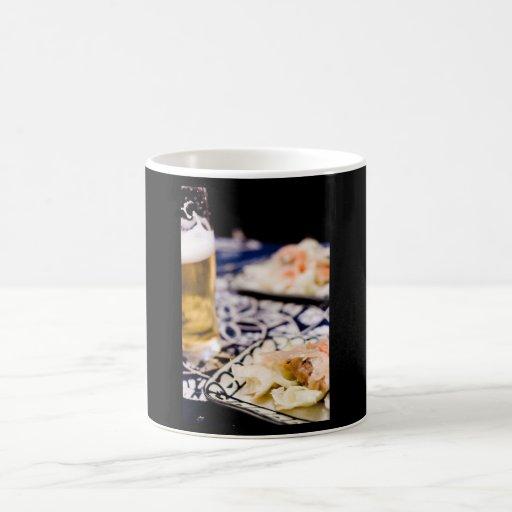 Comida en Japan Cup Taza
