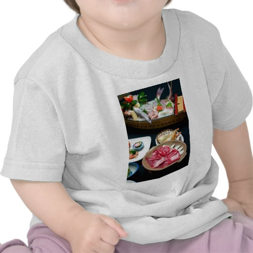 Comida en Japón, comida japonesa Camiseta