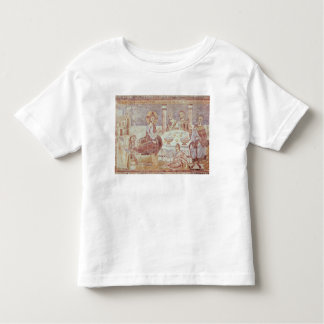 Comida en la casa de Simon el Pharisee Tee Shirts