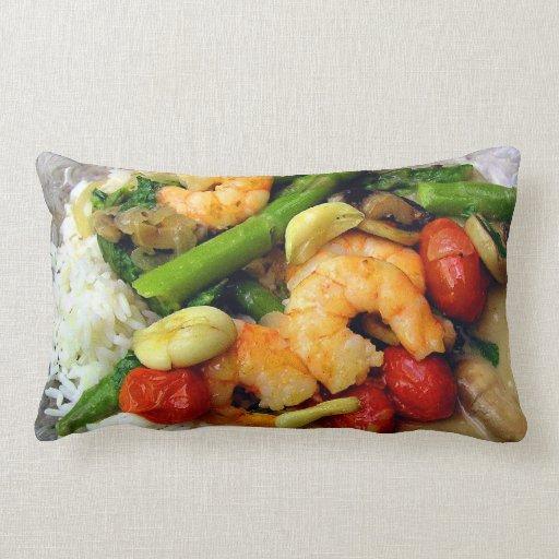 comida frecuencia intermedia almohada