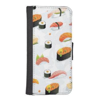 Comida japonesa: Modelo del sushi Billetera Para iPhone 5