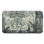 Comida judía durante el banquete de los tabernácul Case-Mate iPod touch carcasa