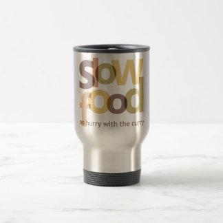 Comida lenta taza de viaje