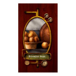 Comida - limones - especia del invierno plantilla de tarjeta de visita