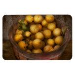 Comida - manzanas - manzanas de oro imanes flexibles