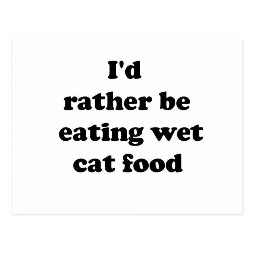 comida para gatos postal