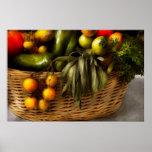 Comida - Veggie - consejo sabio Impresiones