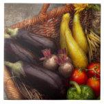 Comida - verduras - del jardín de la madre tejas