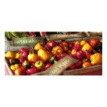 Comida - verduras - pimientas dulces para la venta plantillas de lonas