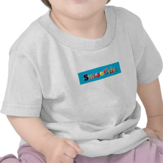 Comidas crudas del Smoothie Camisetas